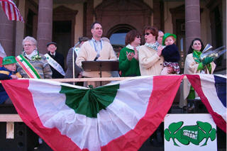 The 2000 Hoboken Saint Patrick's Day Parade